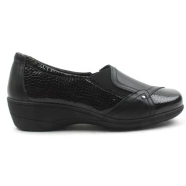 SOFTMODE EMILY SLIP ON SHOE - Black