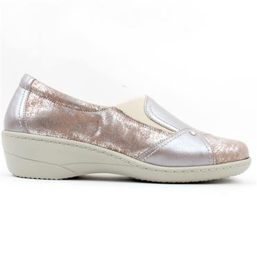 SOFTMODE EMILY SLIP ON SHOE - TAUPE