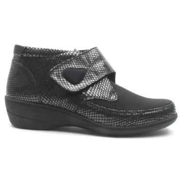 SOFTMODE EVELYN  BOOT EE FIT - Black