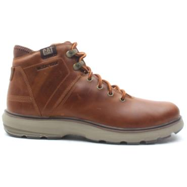 CATS FACTOR WP TX LACED BOOT - BROWN