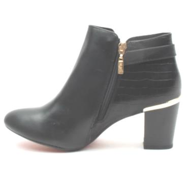 KATE APPLEBY FALMOUTH BOOT - Black