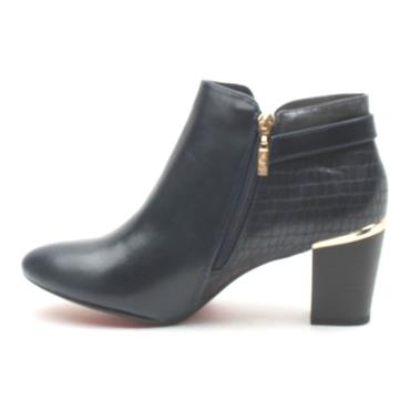 KATE APPLEBY FALMOUTH BOOT - NAVY