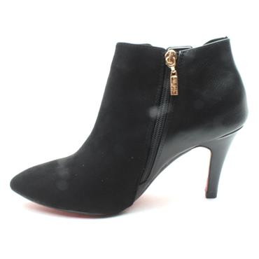 KATE APPLEBY FILEY BOOT - Black