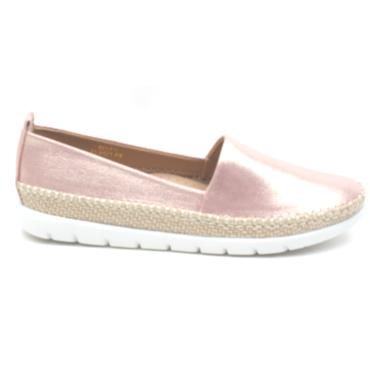 LUNAR FLH121BELFY SLIP ON SHOE - PINK
