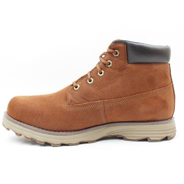 CATS FOUNDER WP LACED BOOT - BROWN