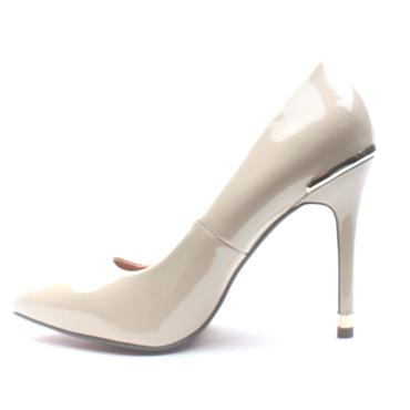 KATE APPLEBY FOUR OAKS SHOE - NUDE PATENT