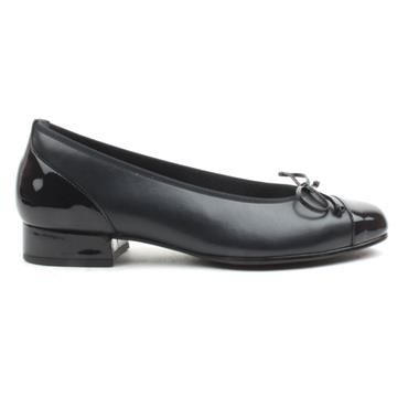 GABOR GAB102 BOW SHOE - NAVY