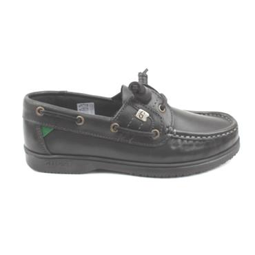 SUSST GABY-BS DECK SHOE 36-42 ONLY - Black