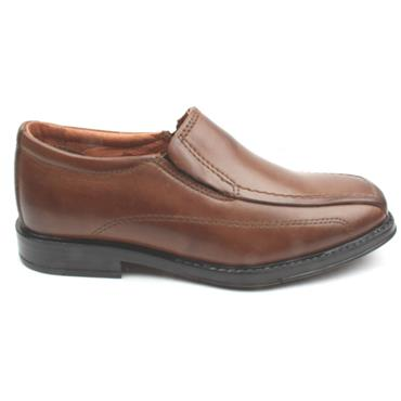DUBARR GEFF DRESS SHOE - TAN