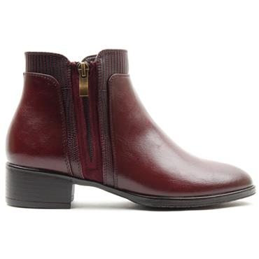 SUSST GEMMA 21 ANKLE BOOT - WINE