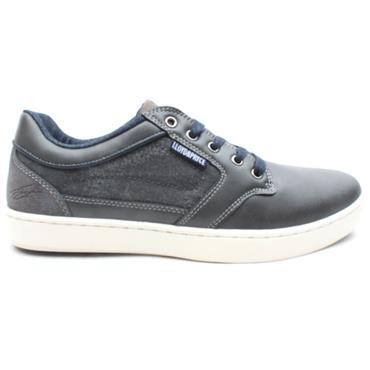 LLOYD AND PRYCE GIFFORD SHOE - GREY