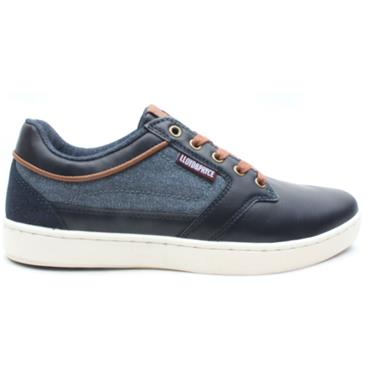 LLOYD AND PRYCE GIFFORD SHOE - NAVY