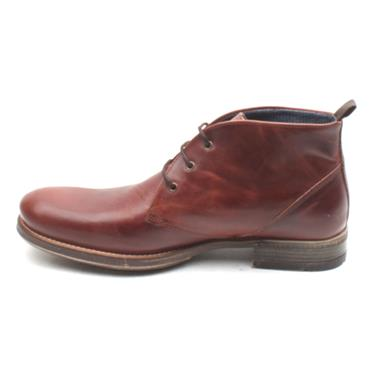 LLOYD AND PRYCE GILROY BOOT - DARK TAN
