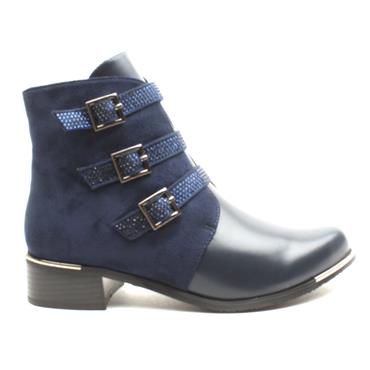 LUNAR GLC703HETTY BOOT - NAVY