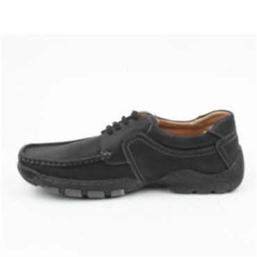 MENS GOOR-01  SHOE - Black