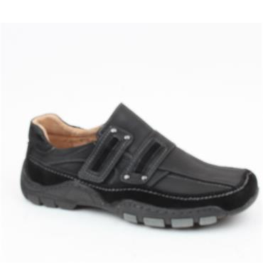 GOOR-06  MENS SHOE - Black