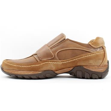GOOR-06  MENS SHOE - TAN
