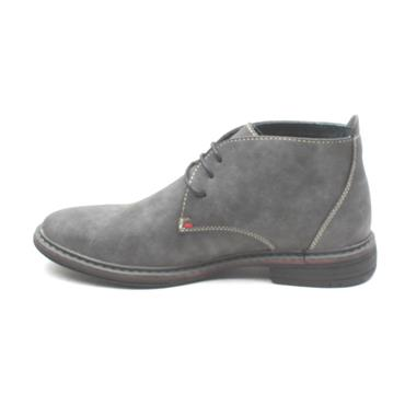 GOOR MENS GOOR-187 BOOT - GREY