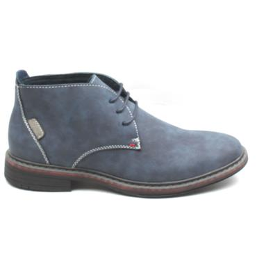 GOOR MENS GOOR-187 BOOT - NAVY