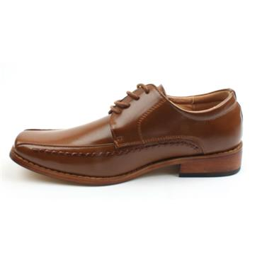 GOOR BOYS LACED SHOE - TAN