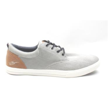 LLOYD AND PRYCE GRAFFIKIN SHOE - GREY