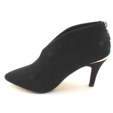KATE APPLEBY GRAYS SHOE BOOT - BLACK SUEDE