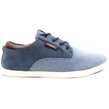 LLOYD AND PRYCE GRIBBELL SHOE - BLUE