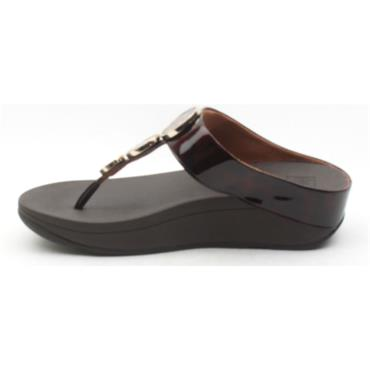 FITFLOP HALO TOE POST - BROWN