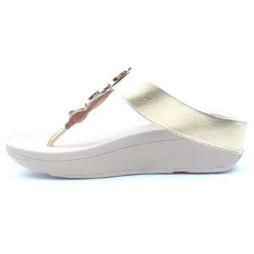 FITFLOP HALO TOE POST - GOLD