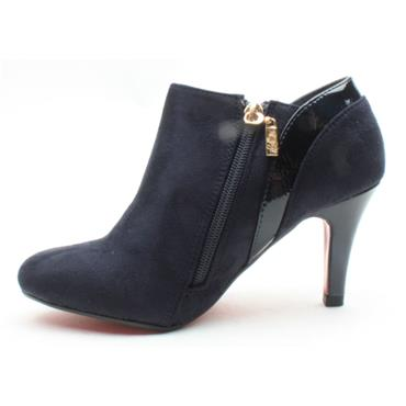 KATE APPLEBY HARWICH BOOT - NAVY