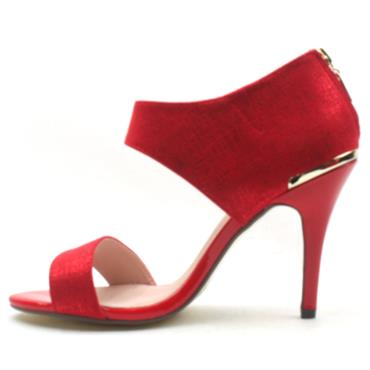 KATE APPLEBY HEMPSTEAD SANDAL - RED