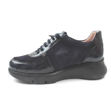 HISPANITAS HI00467 LACED SHOE - NAVY