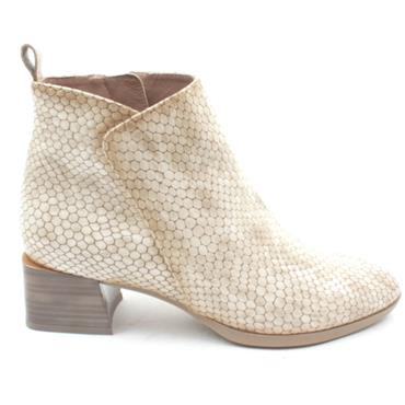 HISPANITAS HI00647 ANKLE BOOT - NUDE