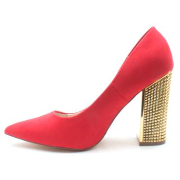 UNA HEALY HOLD ON COURT SHOE - RED