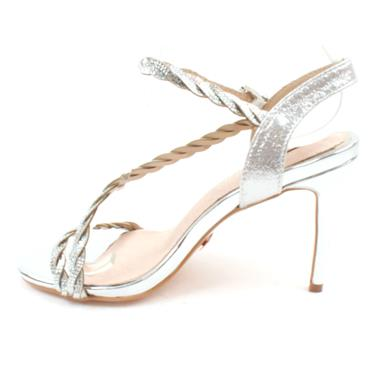 UNAHEALY HOMECOMINGQUEEN SANDAL - SILVER