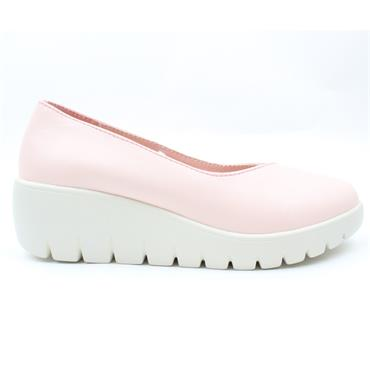 KATE APPLEBY HOVE WEDGE SHOE - PINK