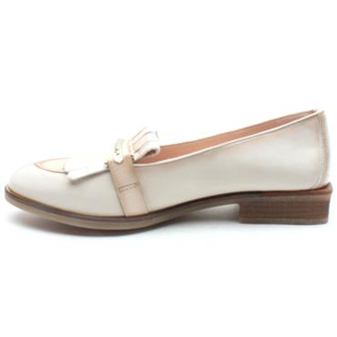 HISPANITAS HV00022 LOAFER SHOE - BEIGE