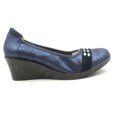 INEA ISIS WEDGE SHOE - NAVY