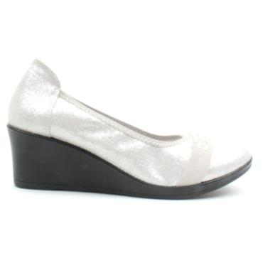 INEA ISIS WEDGE SHOE - WHITE MULTI