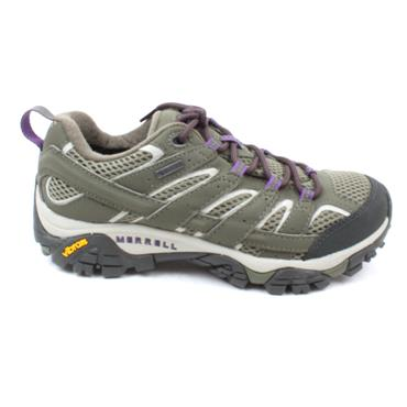 MERRELL J033466 LACED SHOE - GREEN
