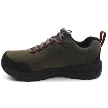 MERRELL J034777 FORESTBOUND SHOE - GREY MULTI