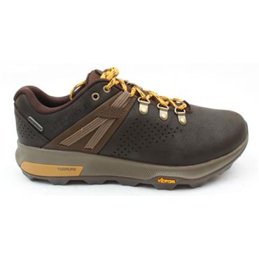 MERRELL J035473 ZION LACED SHOE - BROWN