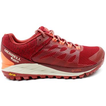 MERRELL J066752 LACED SHOE - RED
