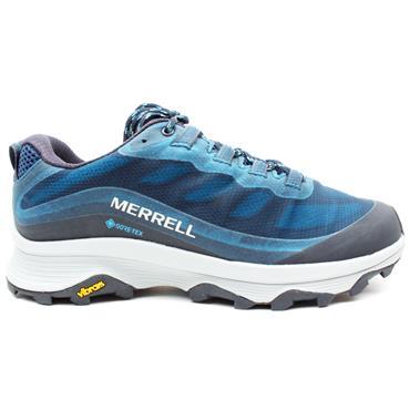 MERRELL J066775 MOAB SHOE - BLUE