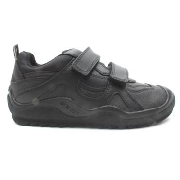 GEOX JR ATACK J4434A SHOES - Black