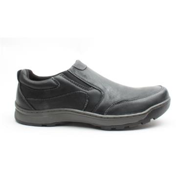 HUSH PUPPIES JASPER - Black