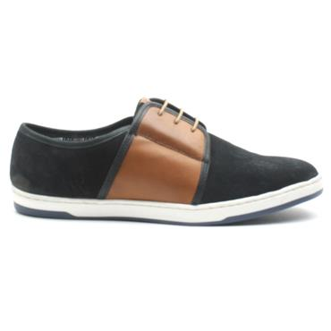 BASE MENS SHOE JIVE - NAVY SUEDE