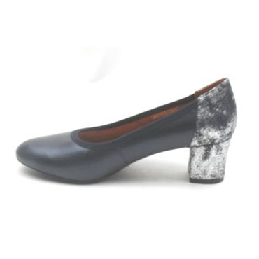 SOFTMODE KAYLEE HIGH HEEL SHOE - NAVY