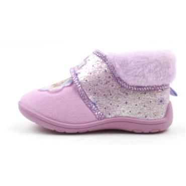FROZEN 2 KCD002 JUNIOR SLIPPER - LILAC