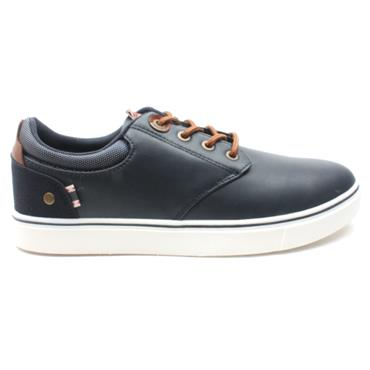 LLOYD AND PRYCE KEEVERS SHOE - NAVY